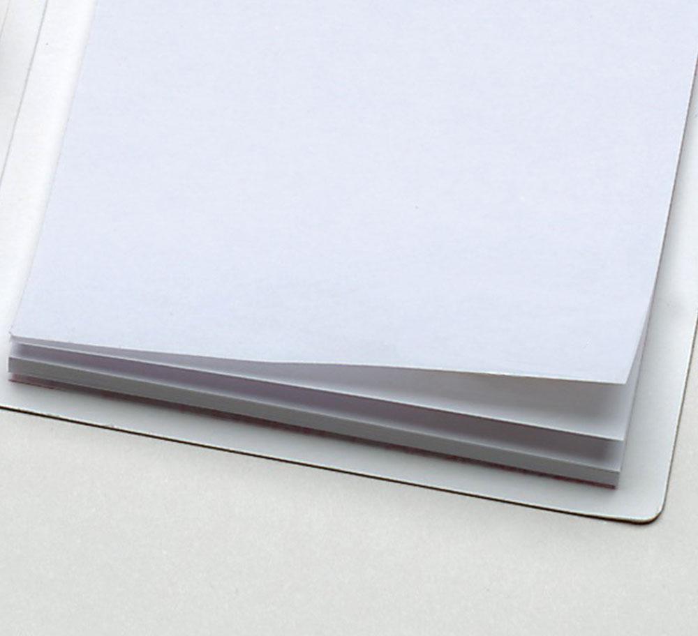 Ultra-Notes Pad weiß